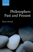 Cover for Philosophers Past and Present