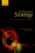 Cover for The Practice of Strategy