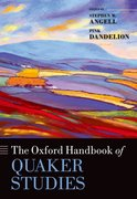 Cover for The Oxford Handbook of Quaker Studies