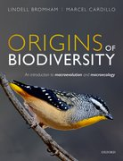 Cover for Origins of Biodiversity