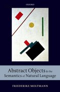 Cover for Abstract Objects and the Semantics of Natural Language
