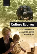 Cover for Culture Evolves