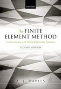 Cover for The Finite Element Method