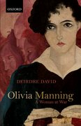 Cover for Olivia Manning