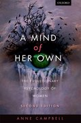 Cover for A mind of her own
