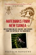 Cover for Notebooks from New Guinea