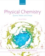 Cover for Physical Chemistry
