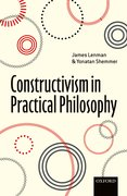 Cover for Constructivism in Practical Philosophy