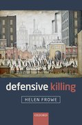 Cover for Defensive Killing