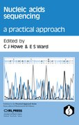 Cover for Nucleic Acids Sequencing: A Practical Approach
