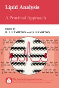 Cover for Lipid Analysis: A Practical Approach
