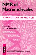 Cover for NMR of Macromolecules
