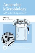 Cover for Anaerobic Microbiology