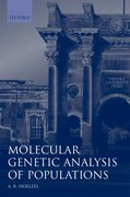 Cover for Molecular Genetic Analysis of Populations