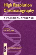 Cover for High Resolution Chromatography