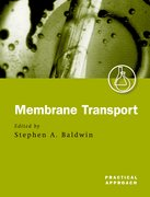 Cover for Membrane Transport