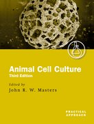 Cover for Animal Cell Culture