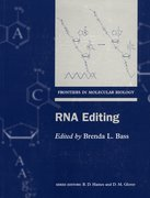 Cover for RNA Editing