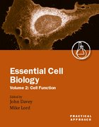 Cover for Essential Cell Biology