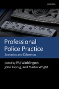 Cover for Professional Police Practice