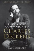 Cover for The Oxford Companion to Charles Dickens