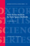Cover for Time Series Analysis by State Space Methods