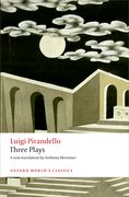 Cover for Three Plays