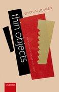 Cover for Thin Objects - 9780199641314