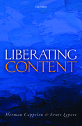Cover for Liberating Content