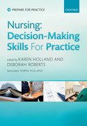 Cover for Nursing: Decision Making for Practice