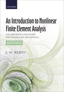 Cover for An Introduction to Nonlinear Finite Element Analysis