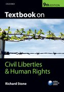 Stone: Textbook on Civil Liberties and Human Rights 9e