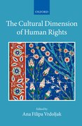 Cover for The Cultural Dimension of Human Rights