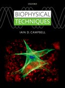 Cover for Biophysical Techniques