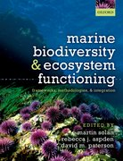 Cover for Marine Biodiversity and Ecosystem Functioning