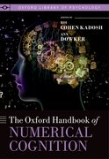 Cover for The Oxford Handbook of Numerical Cognition