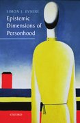 Cover for Epistemic Dimensions of Personhood