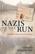 Cover for Nazis on the Run
