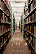 Cover for A Theology of Higher Education
