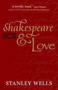 Cover for Shakespeare, Sex, and Love