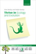 Cover for Thrive in Ecology and Evolution