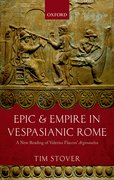 Cover for Epic and Empire in Vespasianic Rome