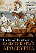Cover for The Oxford Handbook of Early Christian Apocrypha