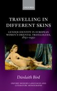 Cover for Travelling in Different Skins
