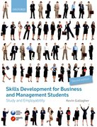 Cover for Skills Development for Business and Management Students