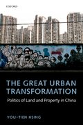Cover for The Great Urban Transformation