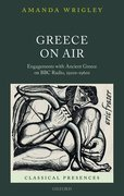 Cover for Greece on Air