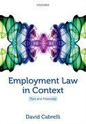 Cabrelli: Employment Law in Context