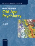 Cover for Oxford Textbook of Old Age Psychiatry