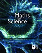 Cover for Maths for Science